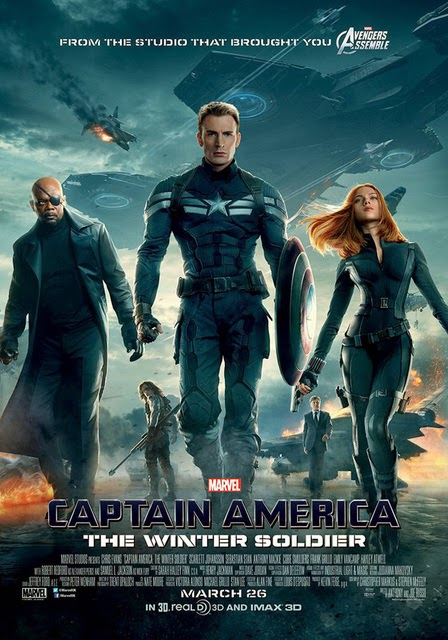 capatain america the winter soldier