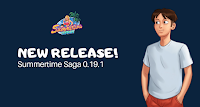 New Release! Summertime Saga Version 0.19.1 + Save Data