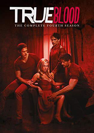 True Blood [2011] [Season 4] [DVD9] [NTSC] [Latino] [5 DISC]