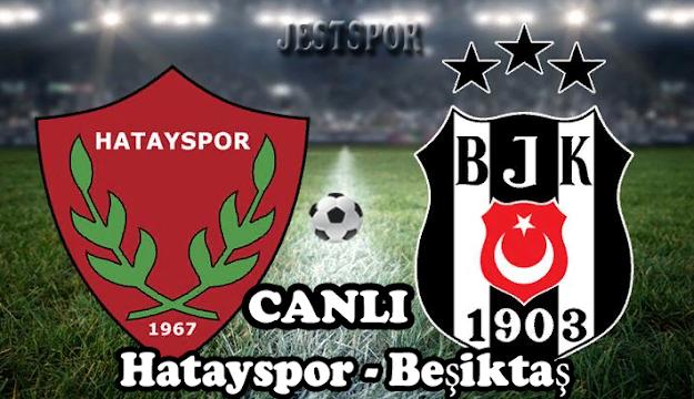 Hatayspor - Beşiktaş Jestspor izle