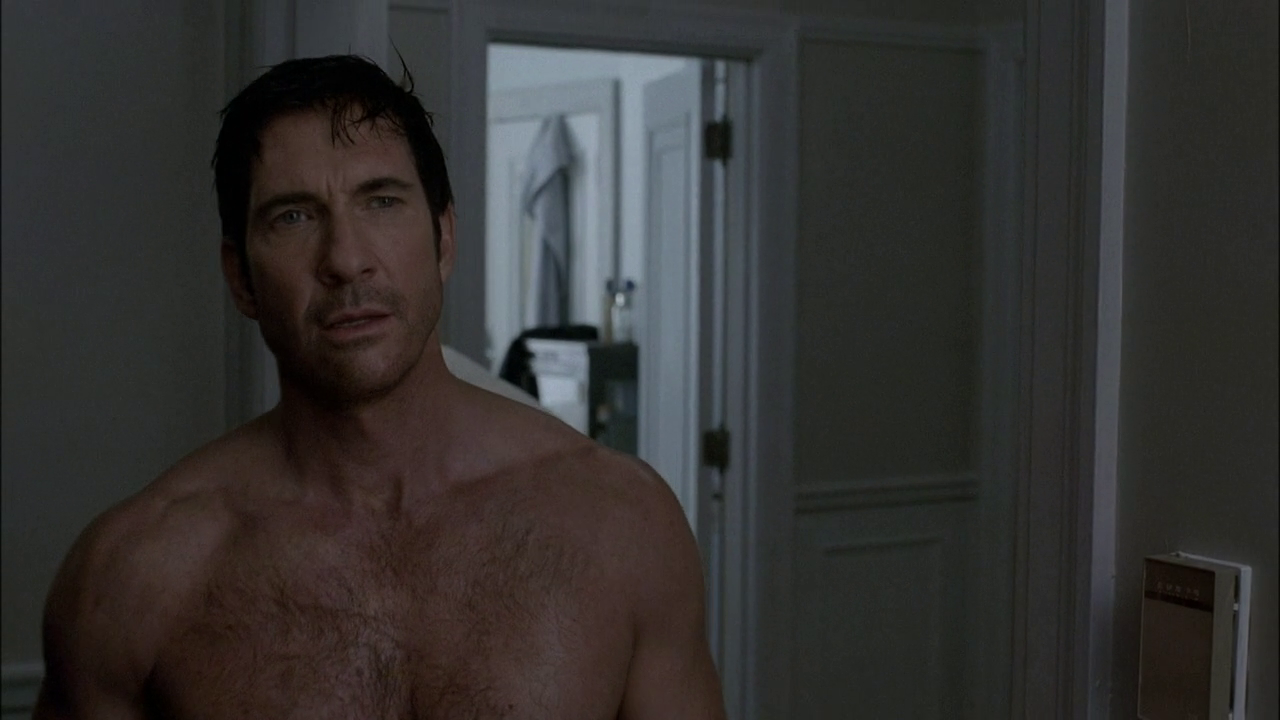 Shirtless Men On The Blog: Dylan McDermott Mostra Il Sedere