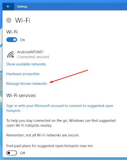 ubah password windows 10
