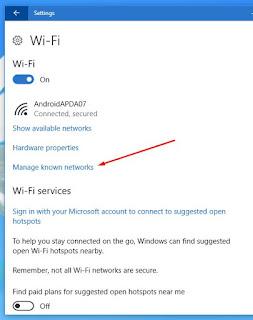 ubah password windows 10