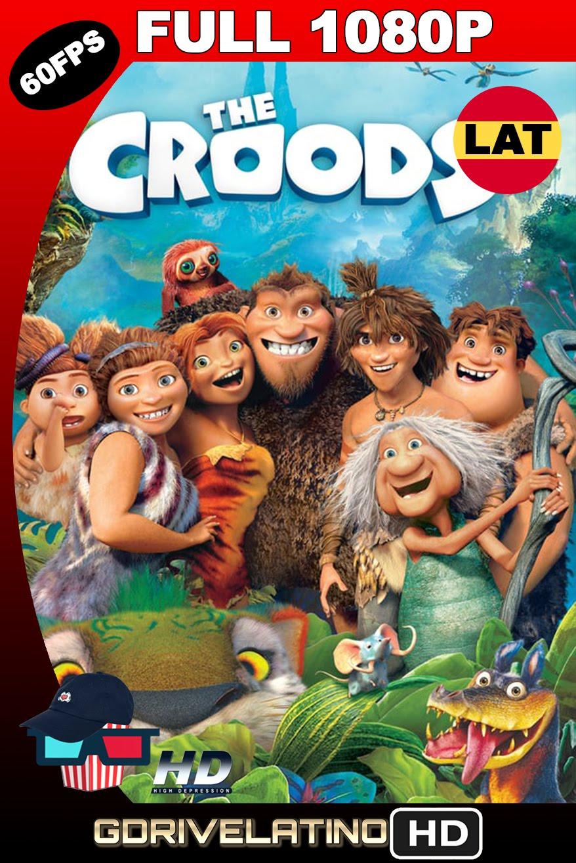 The Croods (2013) BDRip FULL 1080p (60FPS) Latino-Inglés MKV