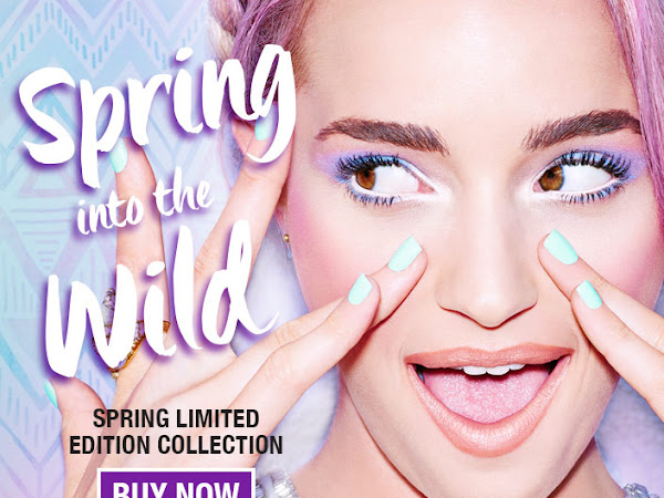 Wet N Wild Introduces Limited Edition Geo Spectrum Sunrise Festival