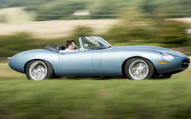 Jaguar E-Type Eagle Spyder GT