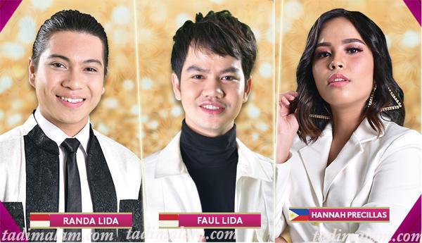 Juara Pemenang DA Asia 5