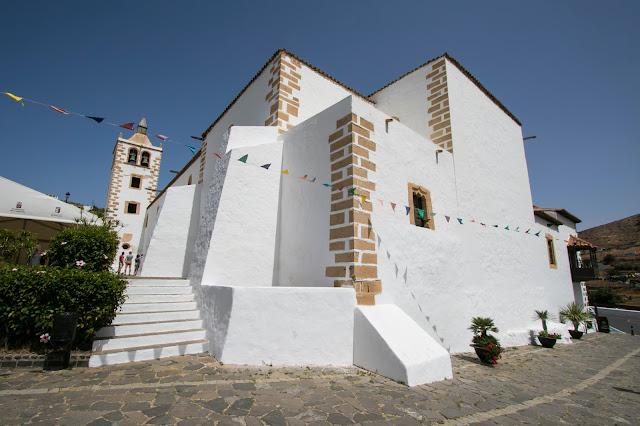 Chiesa de Santa Maria-Betancuria-Fuerteventura