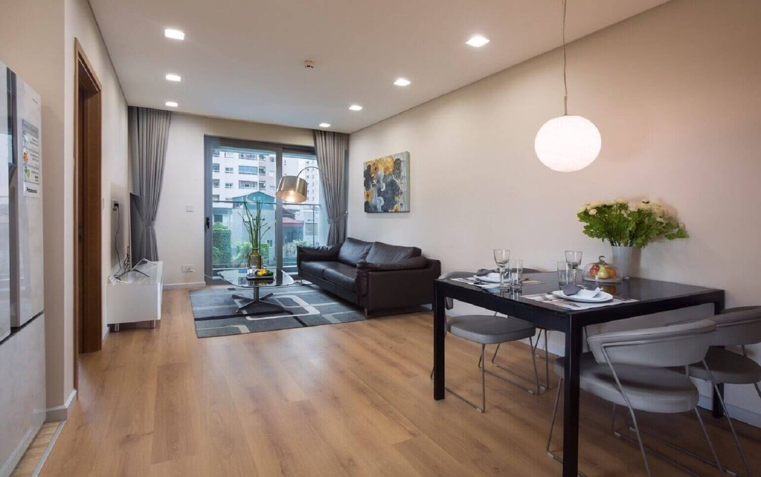 ( Tìm hiểu về nội thất bàn giao căn hộ chung cư Le Grand Jardin Long Biên !