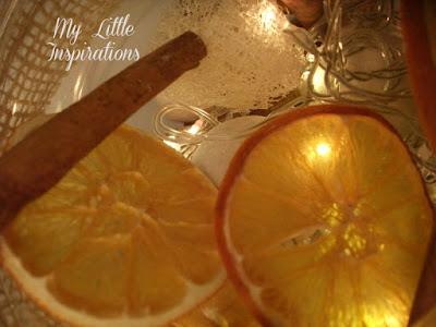DIY Lampada con Arance essicate 3 - MLI