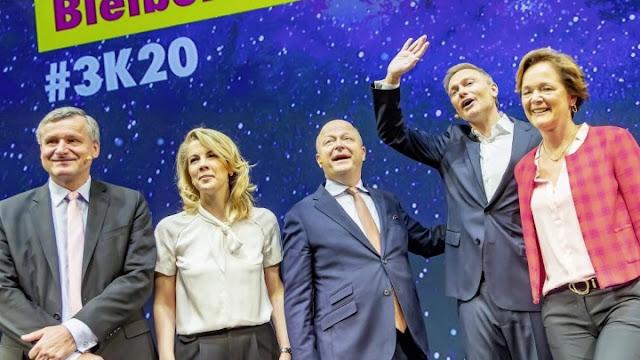 حزب البديل الألماني يهاجم الثنائي الجديد لقيادة الحزب الديمقراطي الاشتراكي
