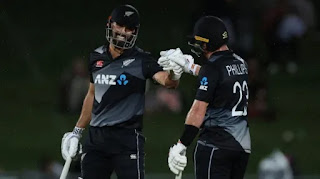 New Zealand vs Bangladesh 2nd T20I 2021 Highlights