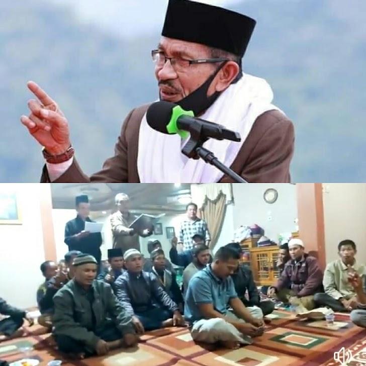 Viral Vidio Timses AZAS di Sumpah Pakai Al - Qur'an. MUI  : Itu masuk menghina Al - Quran dan Melecehkan Agama Islam