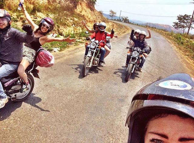 Đi phượt Đà Lạt bằng xe máy- Tại sao không?