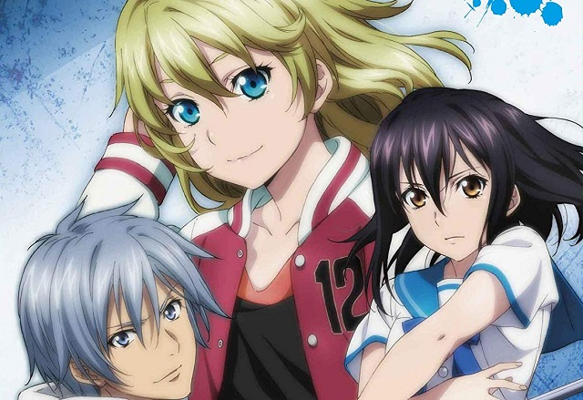 Strike the Blood III Sub Indo