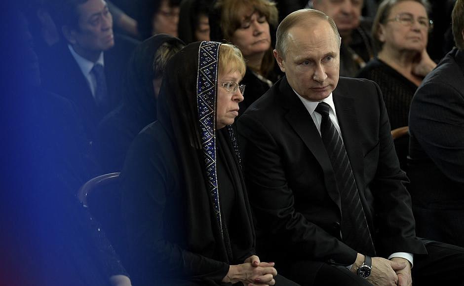 Matviyenkos Son Quits as VTB Development CEO