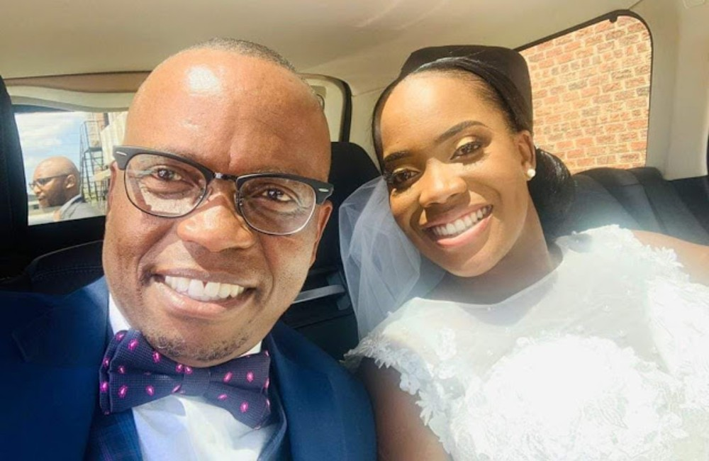 Exposed - Nomsa Munyeza Daughter Of Shingi Cheated On Hubby 3 Months After Their Wedding