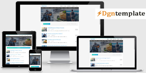 Nextbite Responsive Blogger Template | high quality themes