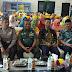 DANRAMIL 0819/25 GADINGREJO HADIRI KEGIATAN TIM SURVEY AKREDITAS UPT PUSKESMAS KANDANGSAPI