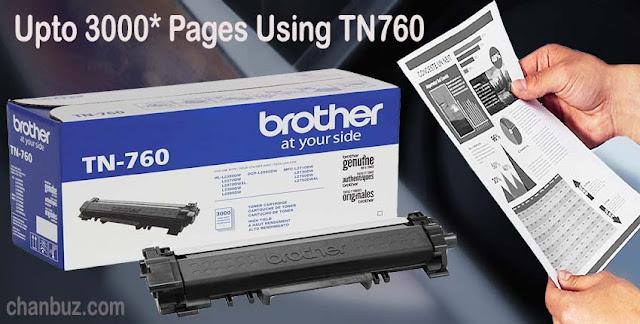 TN760 Toner #1 Brand Brother TN760 Toner Review
