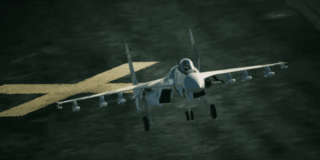 Ace Combat 7: Skies Unknown Aircraft Su-35S Introduction Trailer