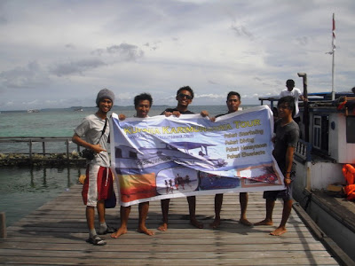 backpackeran 2 hari di karimunjawa