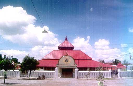 Masjid Ghede Kauman
