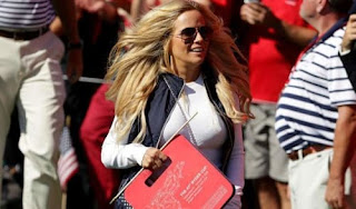 Phil Mickelson S Wife Amy Mickelson At The Ryder Cup