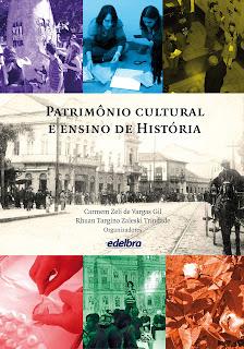 livro patrimônio histórico