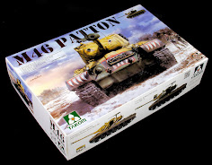 In-Boxed: M-46 Patton from Takom in 1/35th scale