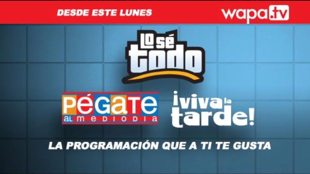 EN TV: ¿Qué traen Telemundo PR, Wapa TV y Univisión Puerto