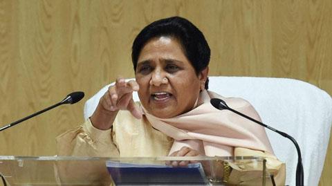 BJP भी कांग्रेस की तरह खुद ही अपने पांव पर कुल्हाड़ी मार रही है: मायावती - newsonfloor.com