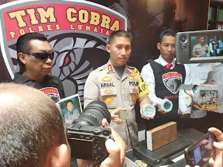 Manager Operasional PT QN Internasional Jakarta Diperiksa Tim Cobra Polres Lumajang