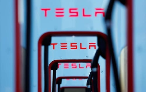 Tesla is using new technologies to replace robots at the German plant