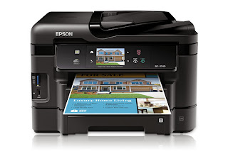 Download Epson WorkForce WF-3540 Printers Driver & how to install