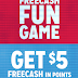 *Hot* Shop Your Way: Free $5 Points for Grocery at Kmart!