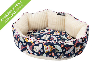 Petique cat bed
