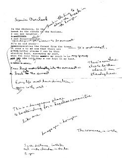 Manuscript found in garage