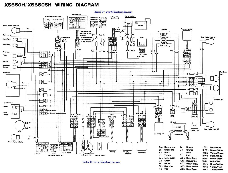 WRG-7489] Stock Xs650 Wiring Harness Diagram on polaris ignition wiring diagram, mitsubishi ignition wiring diagram, murray ignition wiring diagram, universal ignition wiring diagram, onan ignition wiring diagram, kohler ignition wiring diagram,