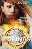 Resultado de imagen para Fuego y espinas libro portada