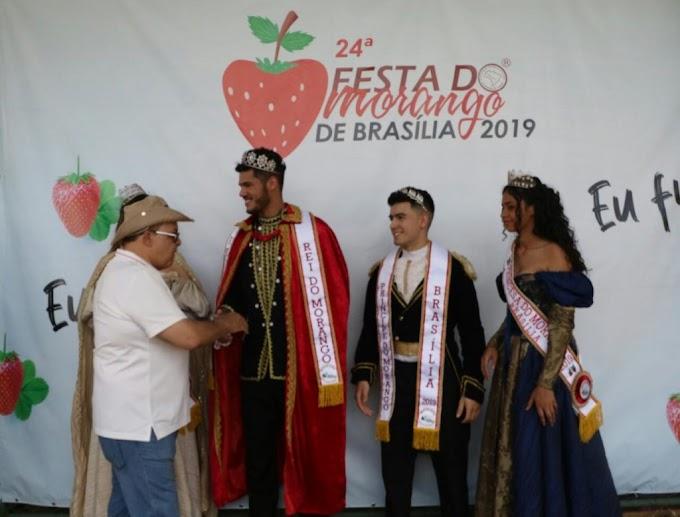 Politica-DF: Ibaneis Rocha anuncia criação de parque agropecuário em Brazlândia