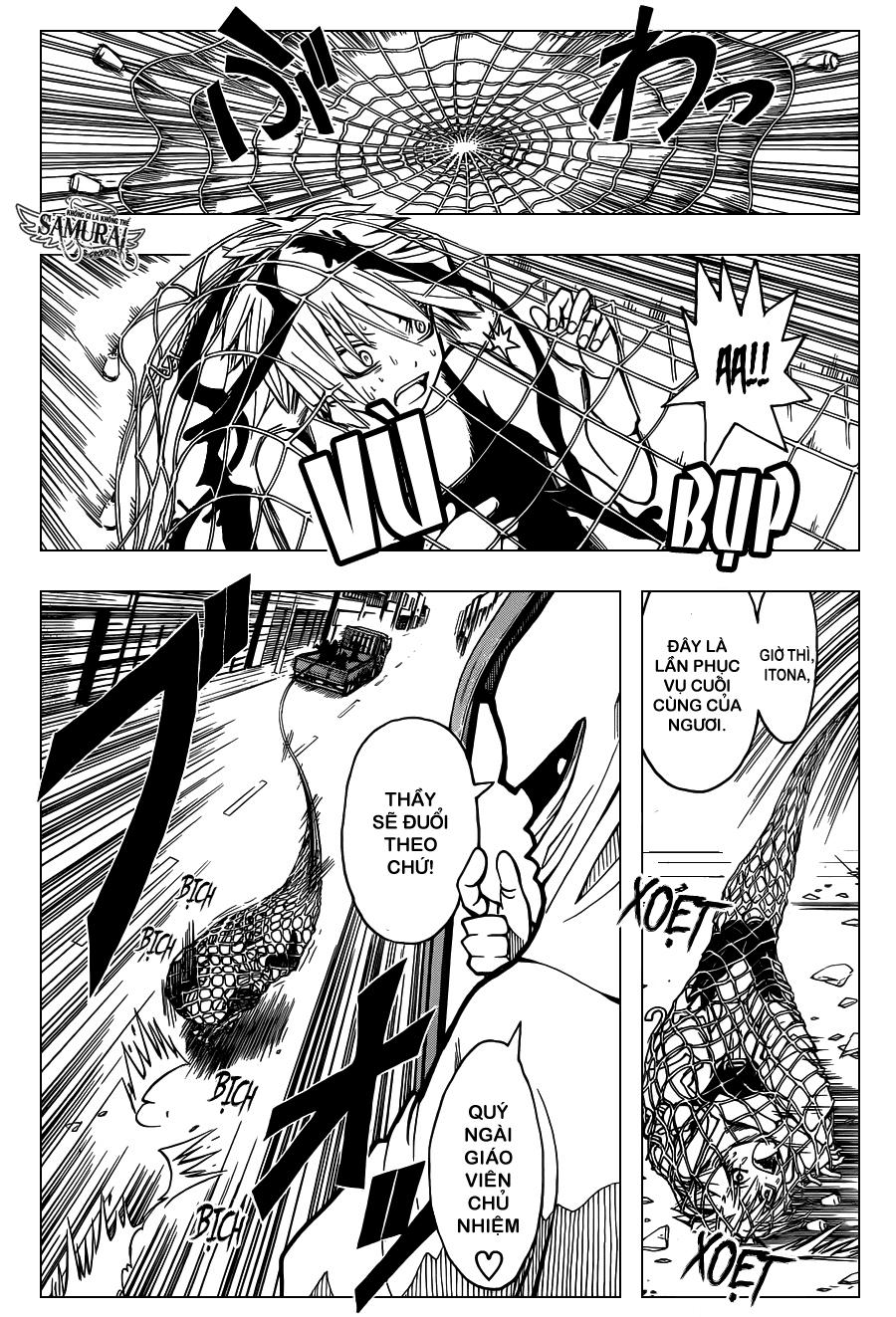 Ansatsu Kyoushitsu chap 85 trang 19