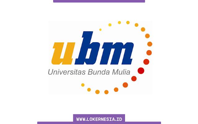 Lowongan Kerja Universitas Bunda Mulia Agustus 2021