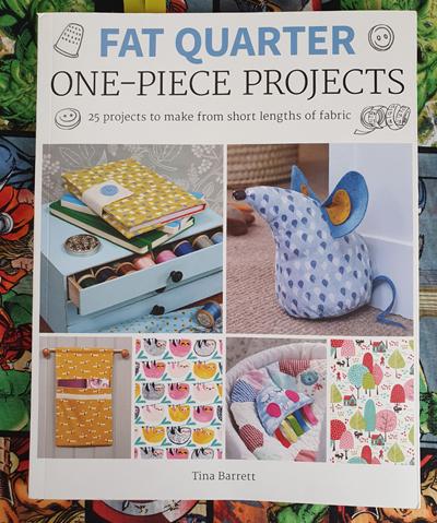 Fat Quarter Projects Book