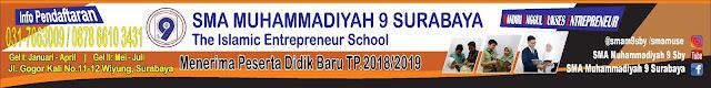 Profil SMA Muhammadiyah 9 Surabaya