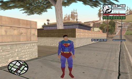Gta vice city superman mod free download