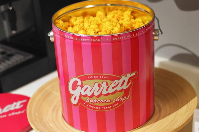 Popcorn Perisa Tom Yum Dari Garrett Popcorn
