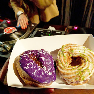 Ube Bae and Calamansi St-Germain w/DJ Tinyfox