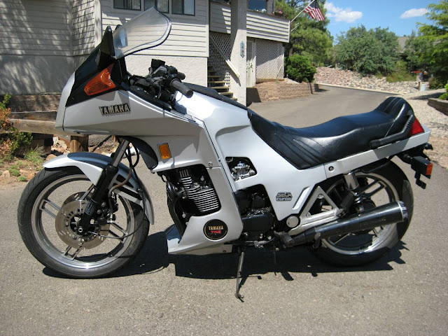 650 Turbo Yamaha