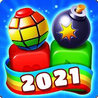 Toy Cubes Pop 2021 Mod Apk